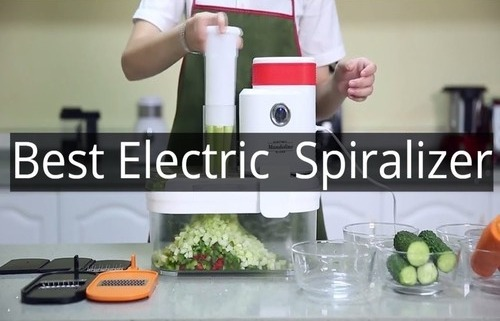 BEST ELECTRIC SPIRALIZER