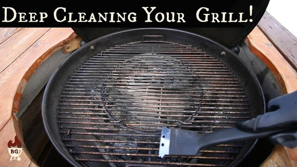 How to Clean BBQ Grill Grates with Ammonia