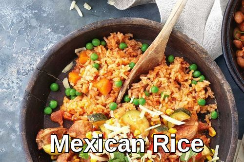 how to use rice cooker to make mexican rice