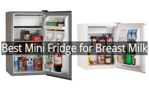 Best Mini Fridge for Breast Milk