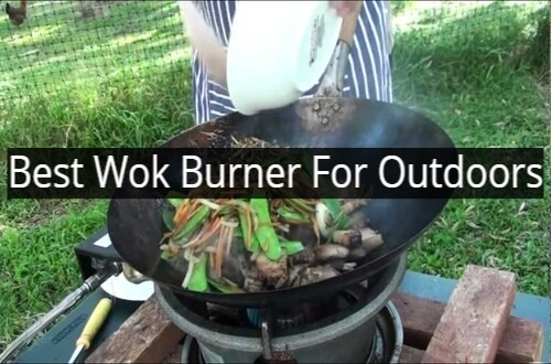 Best Wok Burner For Outdoors