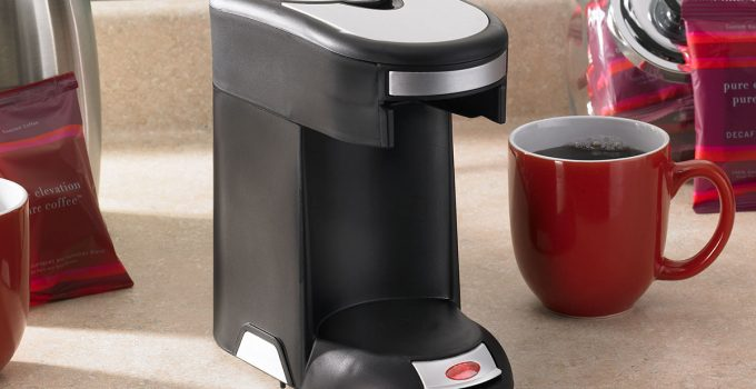 best coffee maker for dorm room