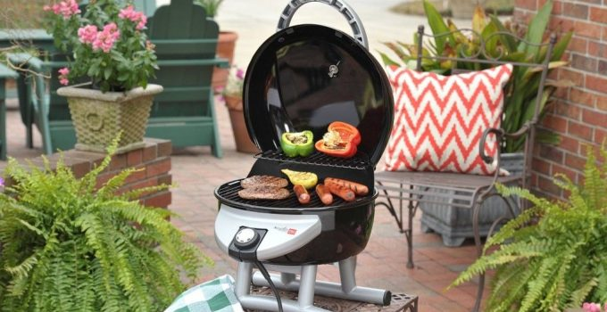 best electric grill for apartment balcony