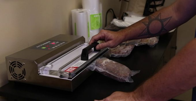 Best Vacuum Sealer for Wild Game