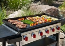 best grill with searing burner